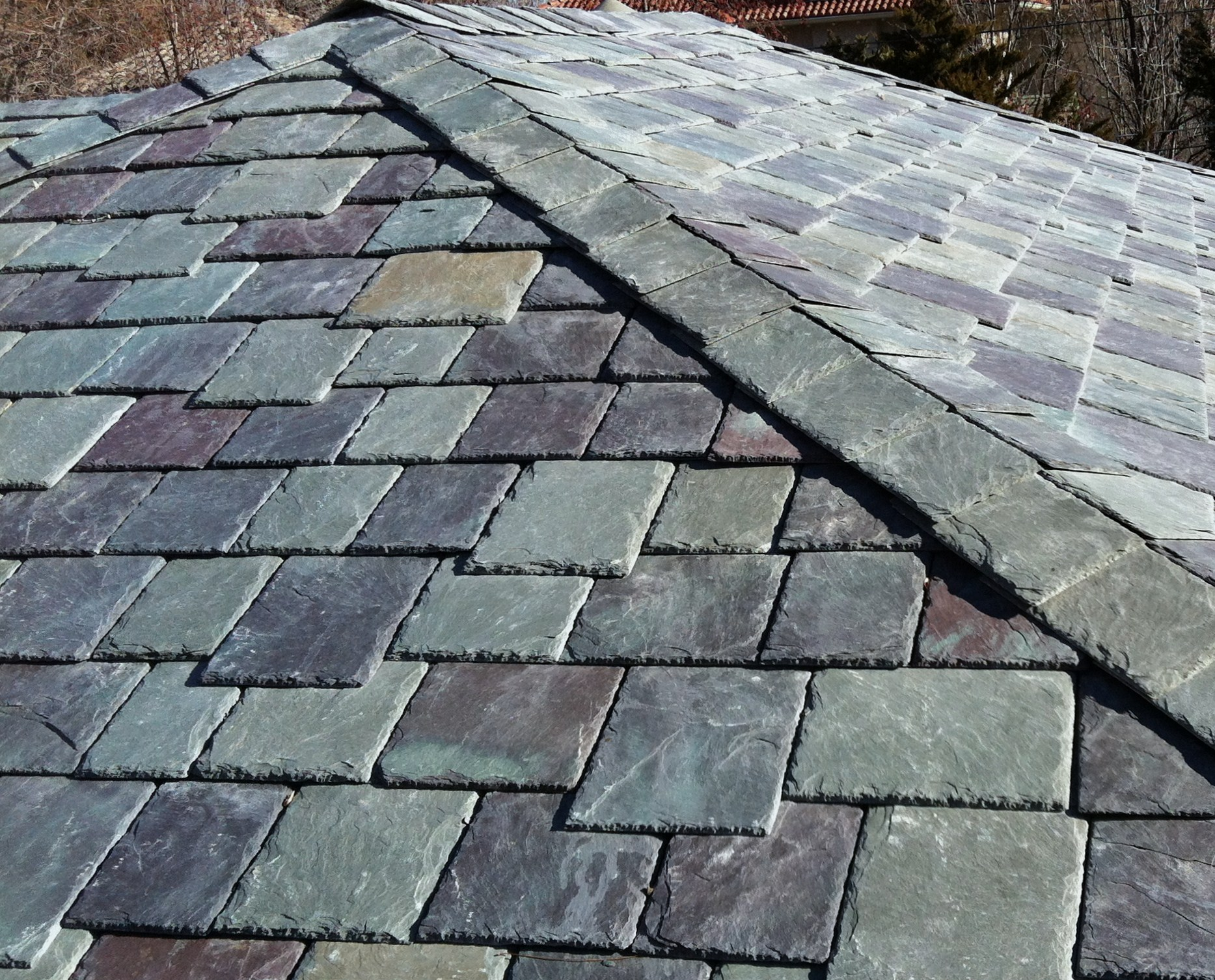 Slate Roofing Lifetime Commercial Roofing