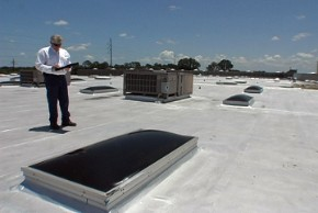 Lovely Lifetime Commercial Roofing